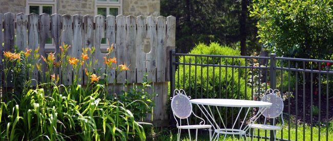 Installer un brise vue dans votre jardin, pour éviter les ...